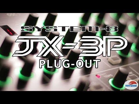 Roland System-8 JX-3P Plug-out