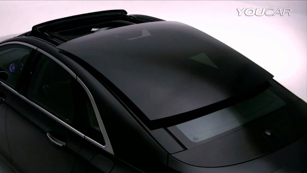 2017 Lincoln Mkz Retractable Panoramic Roof