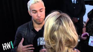 Pete Wentz Talks New Fall Out Boy Album & Touring With Paramore!