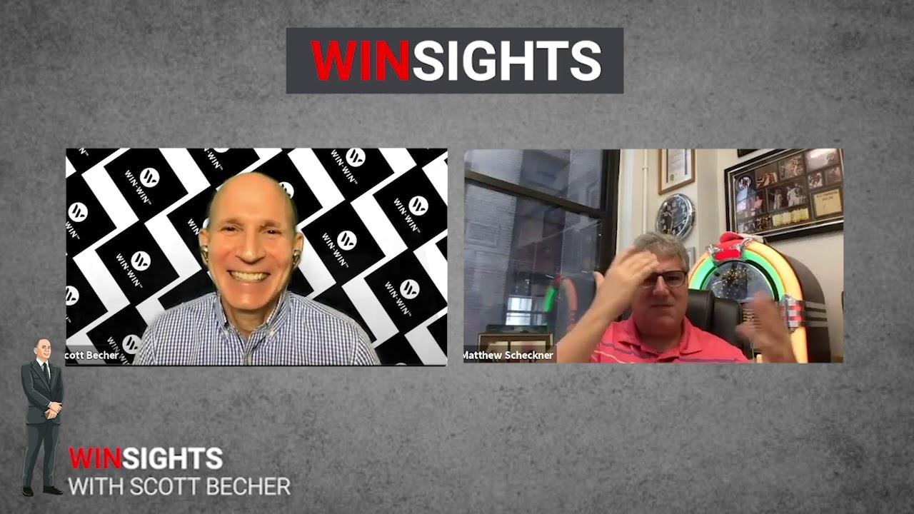 WINSIGHTS: Advertising Week's Matt Scheckner Shares One Insight That Changed His Career