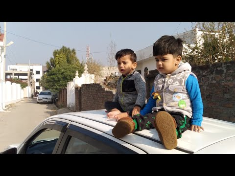 Fun with my nephew HAnnan | Funny videos | india's top trending youtube videos of 2017
