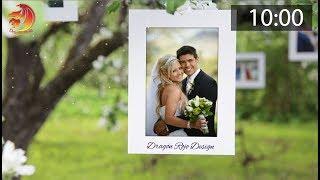|Wedding|  Fotos de Matrimonio /Bodas con After Effects SC6 Duración 10:00 Minutos