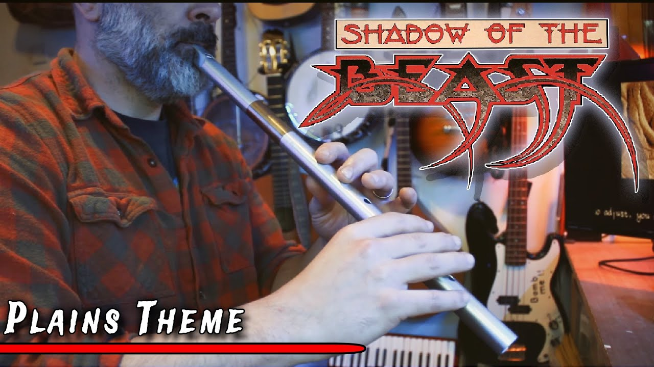 Shadow of the Beast - Plains Theme cover by @banjoguyollie