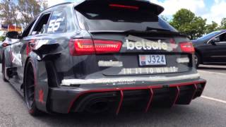 2015 Gumball 3000 in Germany - Police, Sounds & More