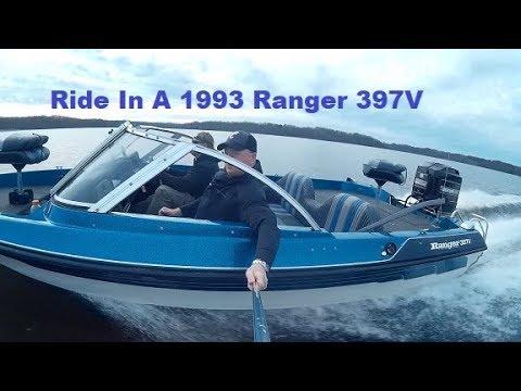 Ranger 397V Fish & Ski
