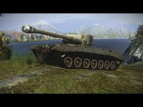 [WoT] T32 - American tier VIII heavy tank {9kills}