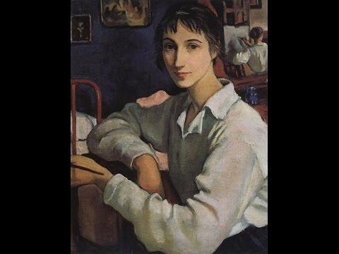 Zinaida Serebryakova (1884-1967) Russian Realist painter