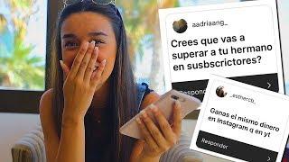 GANO MÁS DINERO EN YOUTUBE O EN INSTAGRAM? - Marta