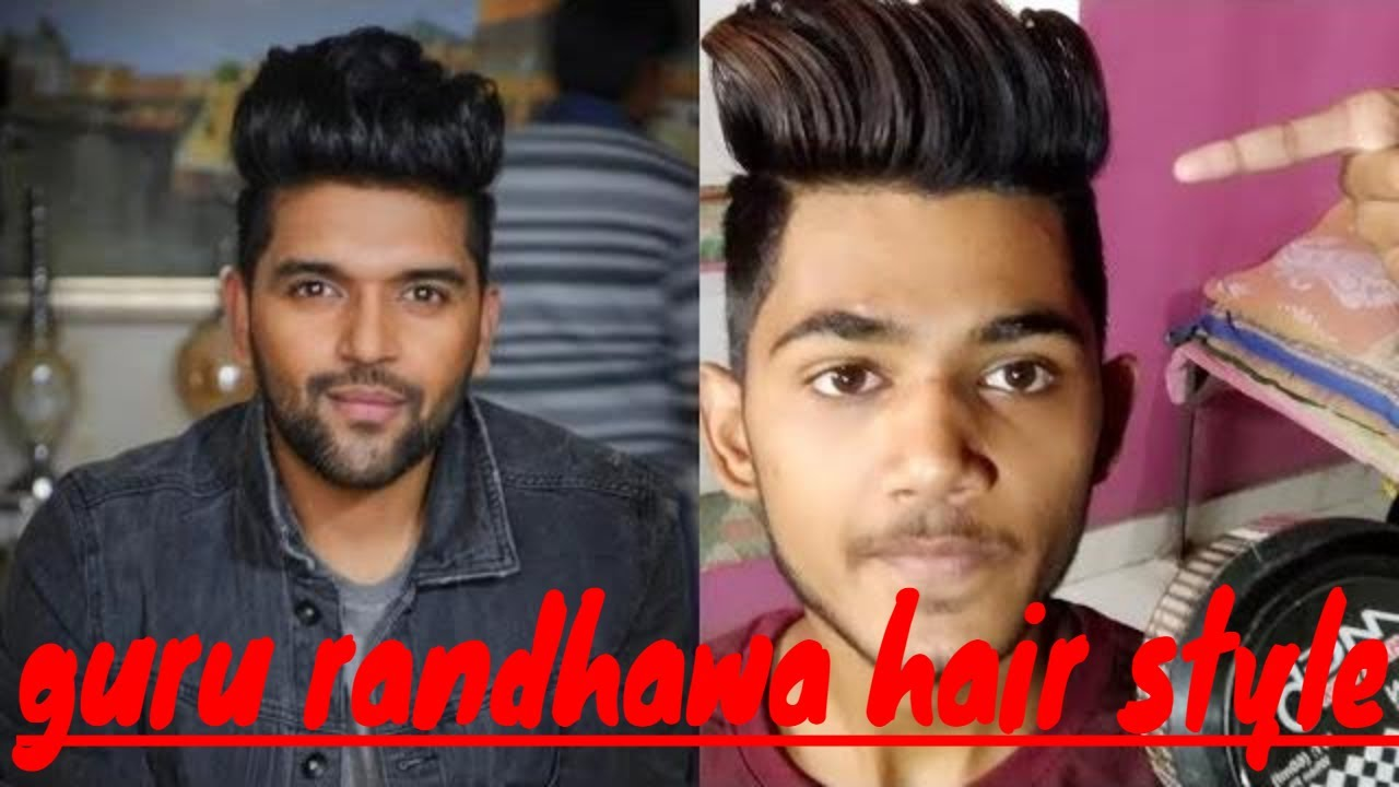 Guru Randhawa Hair Style Copy How To Use This Wax Mg5 Wax
