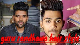 Guru randhawa / hair style / copy how to use this wax /mg5 wax review