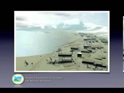 Cascadia Subduction Zone Earthquake and Tsunami