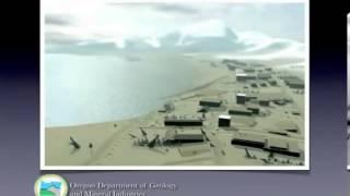 Cascadia Subduction Zone Earthquake and Tsunami