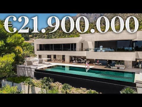 Amazing €21.900.000 Luxury Modern MEGA MANSION in Marbella - Villa El Nido | Drumelia Real Estate