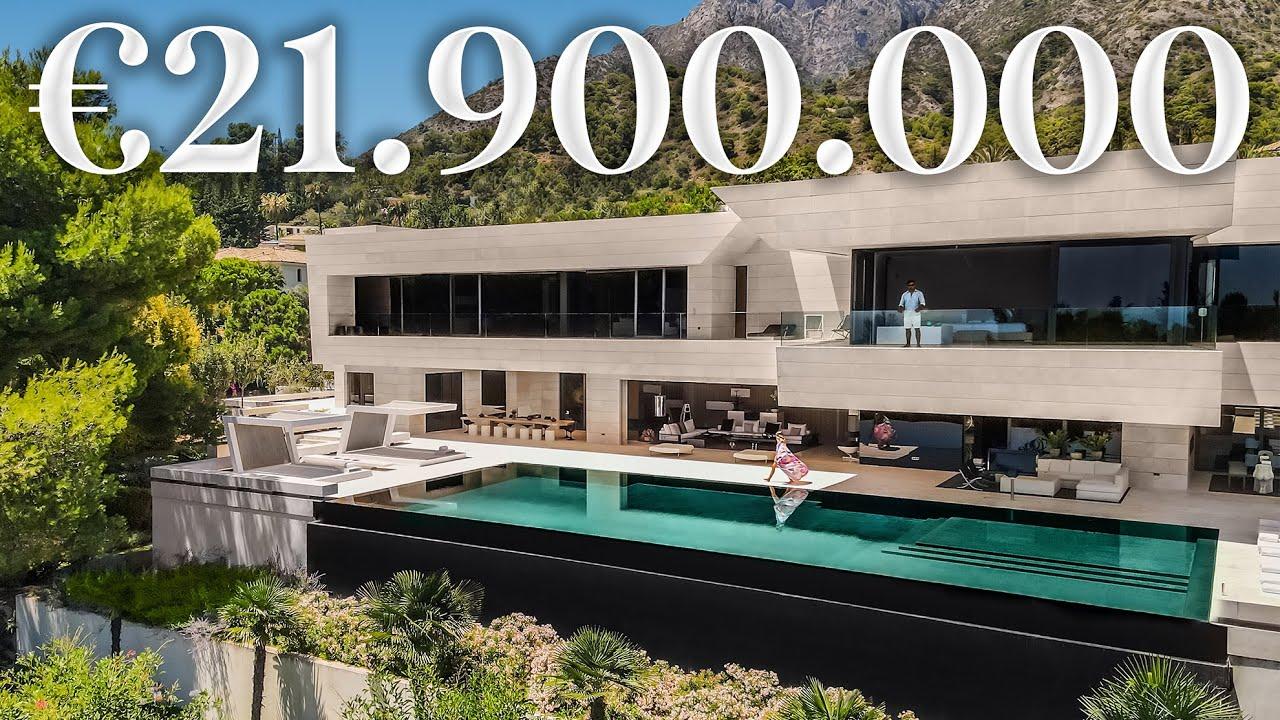 Download Amazing €21.900.000 Luxury Modern MEGA MANSION in Marbella - Villa El Nido | Drumelia Real Estate