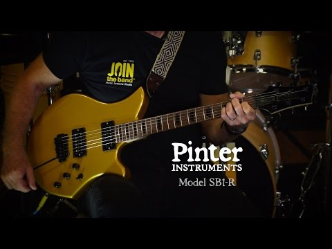 Pinter Guitars Model SB1 Model R