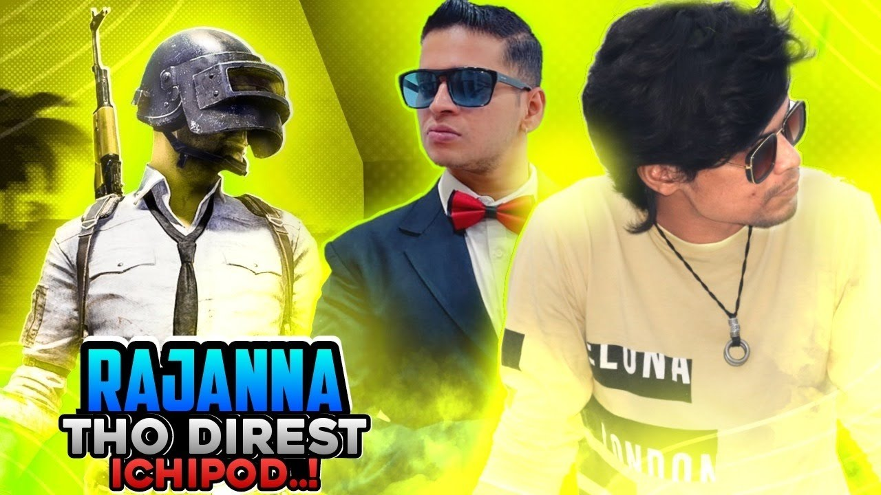 Raj Anna Tho Direst Ichipod #Punju Squad