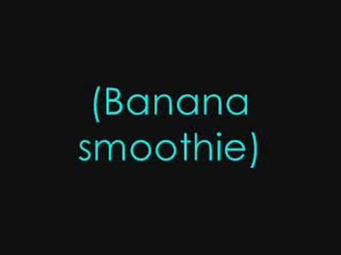 The naked brothers band banana smoothie