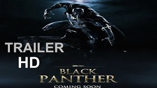 Black Panther Movie: Trailer [HD]