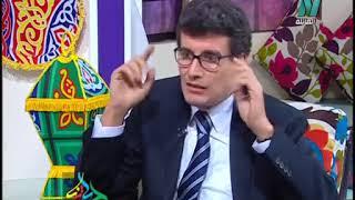 حلقة تحدي ما بعد رمضان  - برنامج حياتنا -  ا محمود الفولي  استشاري التنمية الذاتية