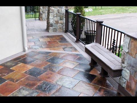 Roofing Concrete Pavers Amp Repurposedmaterials