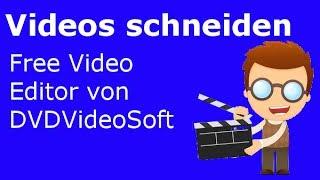 Video Videos schneiden mit dem Free Video Editor von DVDVideoSoft download MP3, 3GP, MP4, WEBM, AVI, FLV Juni 2018