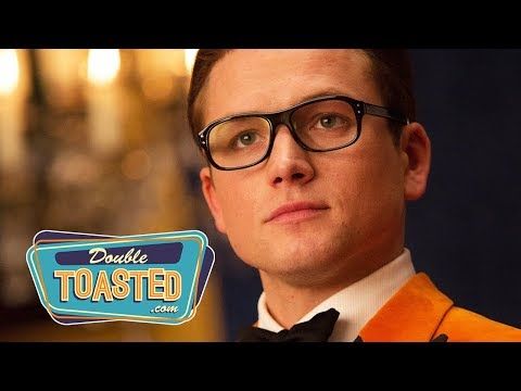 KINGSMAN: THE GOLDEN CIRCLE MOVIE REVIEW - Double Toasted