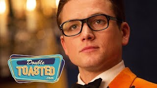 KINGSMAN: THE GOLDEN CIRCLE MOVIE REVIEW – Double Toasted