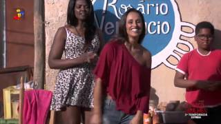 "Rita Pereira dança Mastiksoul ""Good For You"" feat. Shaggy x Danny Shah"