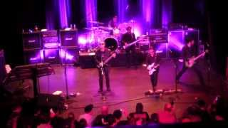 Blue Oyster Cult, The Golden Age of Leather, Everett, WA 01/17/15