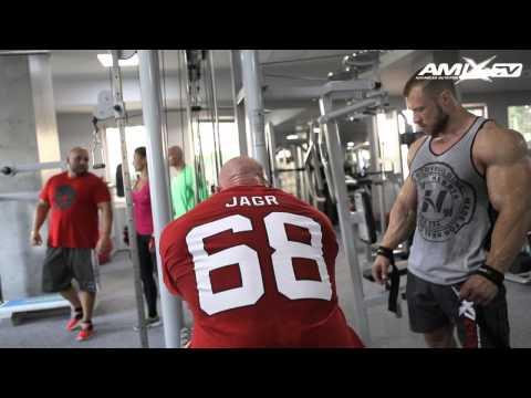 Milan Sadek IFBB Pro (Amix Team) Lats Workout 3 Weeks Out