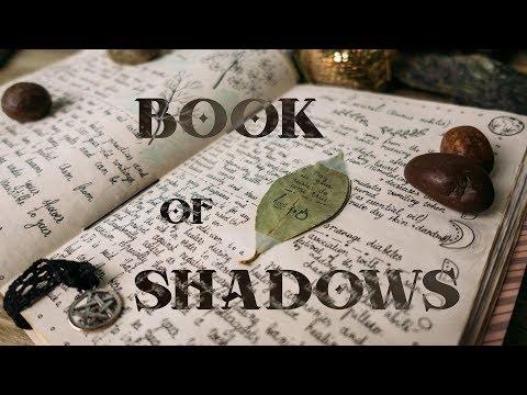 Что в Моей Книге Теней I My Book Of Shadows
