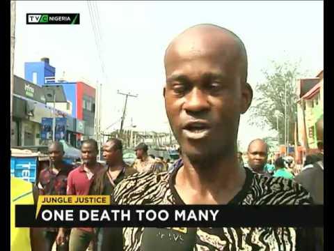 JUNGLE JUSTICE in Nigeria