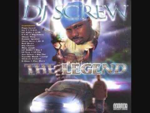 Dj Screw-The Legend Intro