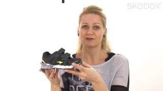 9c25a1f9473d Skobox - Kangaroos blinkesko i sort og gra farver - Køb Kangaroos sko online