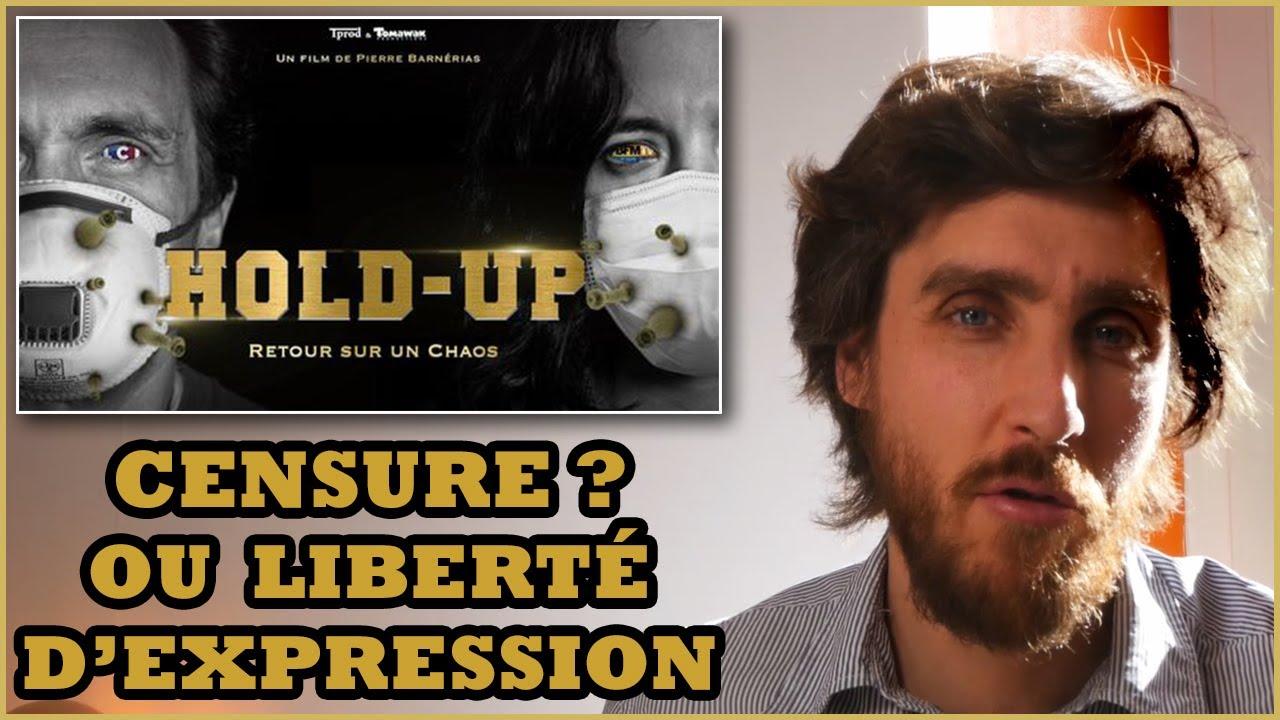 HOLD-UP - Censure et polémique : au-delà du documentaire [esprit critique]