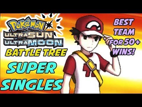 Best Pokemon to Use in Battle Tree Super Singles! - Pokemon Sun and Moon Battle Tree Team Guide