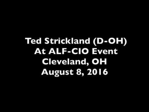 Ted Strickland (D-OH) Jokes About Justice Scalia's Death, Says