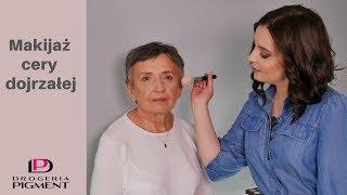 Makijaż cery dojrzałej, triki oraz najlepsze produkty I Drogeria Pigment