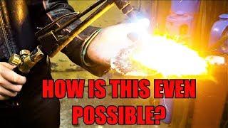 """vuclip Super Thermal Insulator """"STARLITE"""" Vs. Oxy-Acetylene Torch"""