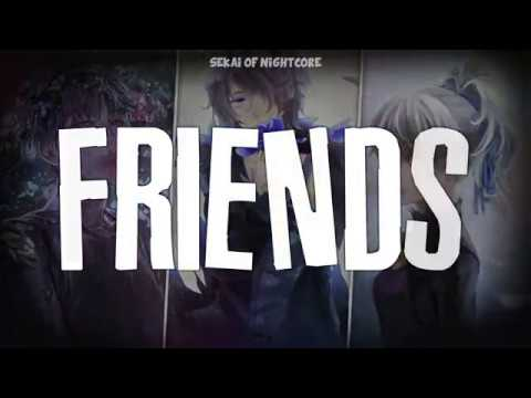 [Nightcore] Marshmello&Anne-Marie - Friends (Cover)→ Switching Vocals {By Luluxs}
