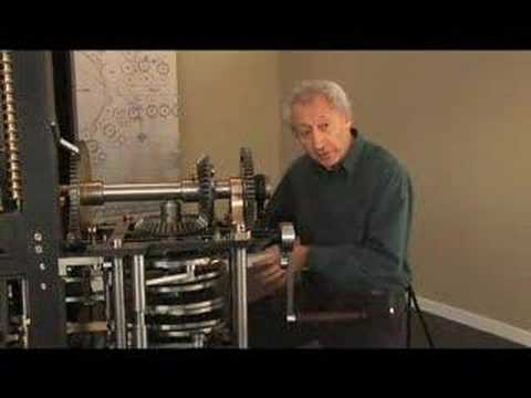 babbages difference engine   youtube