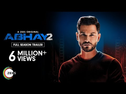 Abhay 2 | Full Season | Official Trailer | A ZEE5 Original | Streaming Now on ZEE5