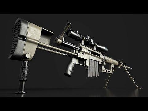 10 Cosas Que No Sabías Del Fusil CheyTac M200 Intervention