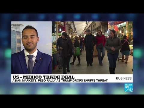 France24 interview with Jameel Ahmad | 10/06/2019