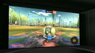 SteamVR Dashboard Dota 2