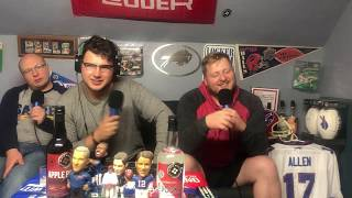 Buffalo Bills Bye Week || Week 6 podcast