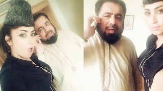 Breaking News: Complete video of Qandeel Baloch with Mufti Abdul Qavi