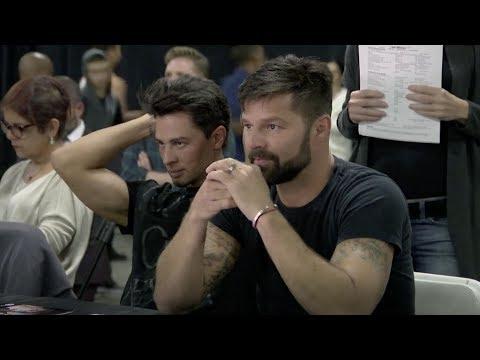 Sneak Peek: Ricky Martin   Behind The Vegas Residency