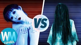 ¡The Ring VS The Grudge!