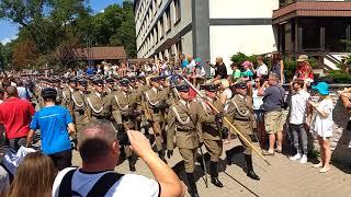 Polish military parade